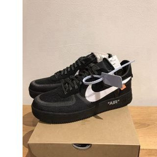OFF-WHITE - THE TEN OFF-WHITE × NIKE AIR FORCE 1 LOW
