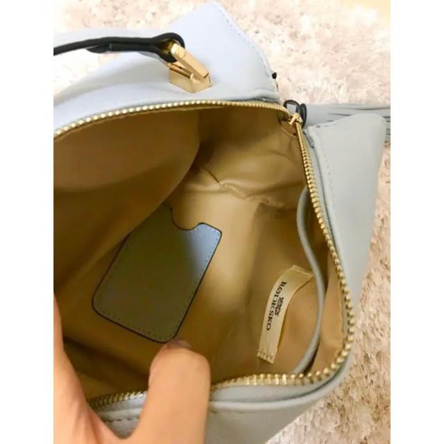 URBAN RESEARCH(アーバンリサーチ)の最終お値下げ【RODESKO】プレーンポシェット レディースのバッグ(ハンドバッグ)の商品写真