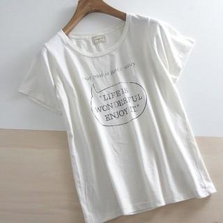 Ungrid - 春夏 ●Ungrid● アングリッド 半袖Tシャツ F ♪