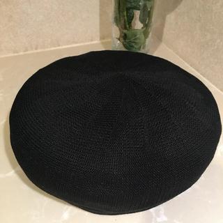 KBF - ◎KBFベレー帽 ブラック
