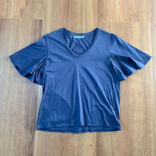 ビューティフルピープル(beautiful people)のbeautiful people✳︎フレアスリーブTシャツビューティフルピープル(Tシャツ(半袖/袖なし))