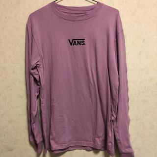 ヴァンズ(VANS)のVANSロンt(Tシャツ(長袖/七分))