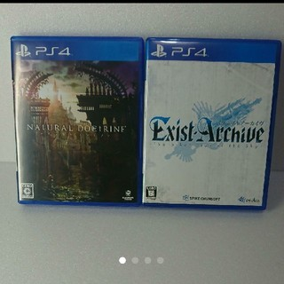 PlayStation4 - PS4ソフト 2本セット