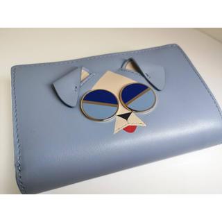 kate spade new york - ☆質屋出品@v kate spade ケイト スペード 可愛いワンちゃん財布新品