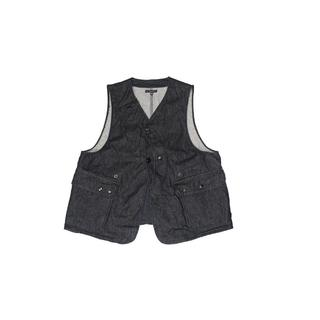 Engineered Garments - Engineered Garments UPLAND VEST DENIM M