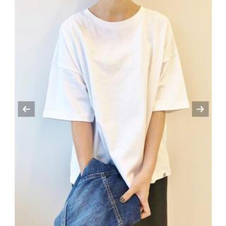 IENA - 【新品タグ付】IENA UNIVERSAL OVERALL 別注BIG Tシャツ