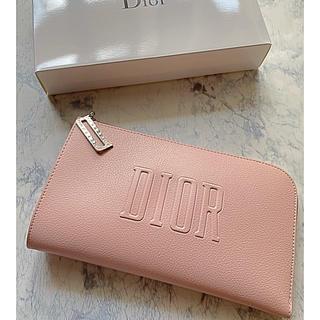Dior - ディオールポーチ ノベルティ クラッチ ポーチ 新品未使用