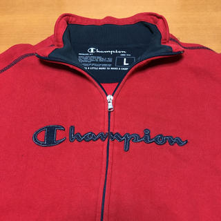 Champion - チャンピオン Champion スウェット トレーナー フルジップ L