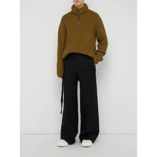 ACNE - 19SS Acne Studios Wide-legged Trousers