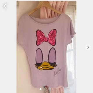 Disney - Disney デイジーキャラクターTシャツ