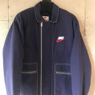 Supreme - Nike × Supreme Double Zip Work Jacket
