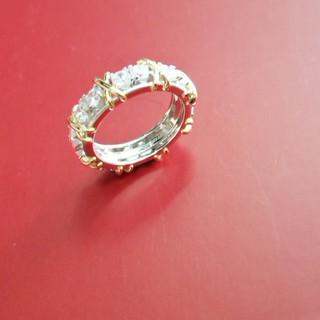 Tiffany & Co. - 美品!tiffany ティファニー アクセサリー レディース リング(指輪)