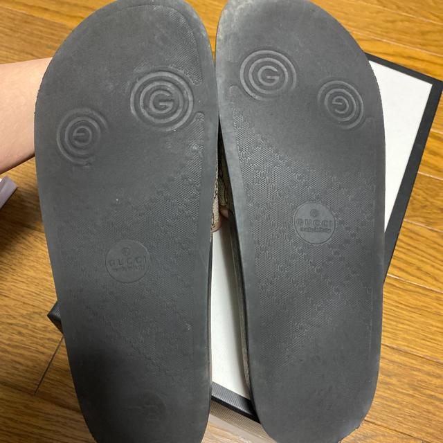 Gucci(グッチ)のGUCCI サンダル ウルフ メンズの靴/シューズ(サンダル)の商品写真