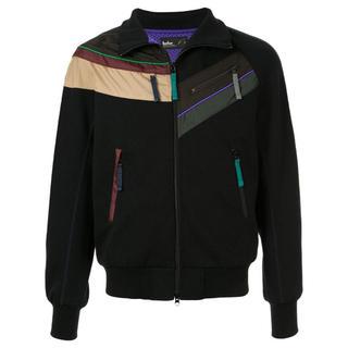 kolor - kolor 19aw コントラストトラックジャケット