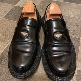 マルタンマルジェラ(Maison Martin Margiela)の【再々値下げ】Maison Margiela コインシューズ(ローファー/革靴)