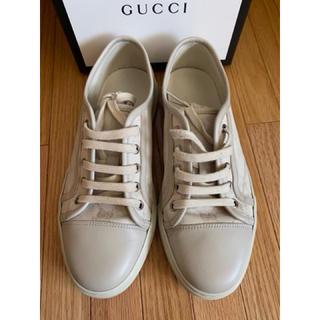 Gucci - GUCCI スニーカー gg  5 1/2