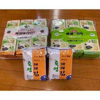 韓国海苔 26個パック(乾物)