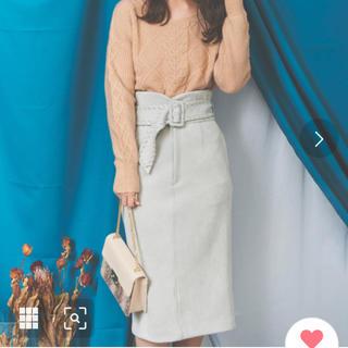 Noela - ウエストベルトスカート