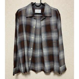 フィーニー(PHEENY)のPHEENY チェックシャツ(シャツ/ブラウス(長袖/七分))