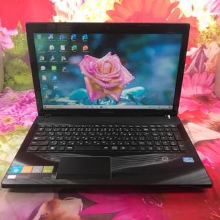 Lenovo - Lenovoノートパソコン本体 G500