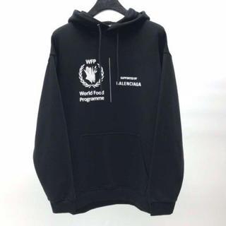 Balenciaga - BALENCIAGA WFP パーカー ブラック サイズS バレンシアガ
