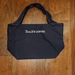 タリーズコーヒー(TULLY'S COFFEE)のタリーズ バッグ ネイビー(トートバッグ)