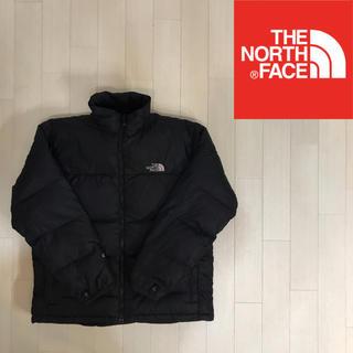 THE NORTH FACE - 【大人気】ノースフェイス ヌプシ ダウンジャケット ブラック メンズXL