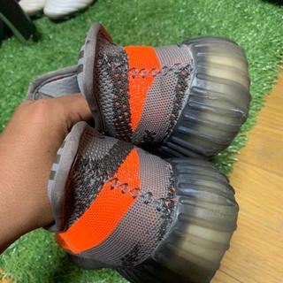 adidas - イージーブースト 350 ベルーガ