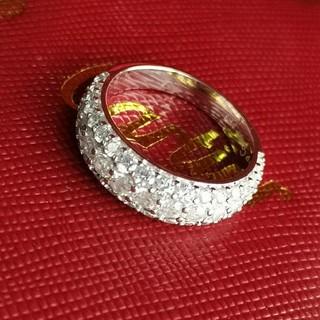 Cartier - レディース カルティエCartier リング 指輪 ギラギラ 美品