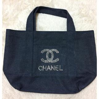 CHANEL - お値下げ出品 新品 シャネル デニムトートバッグ