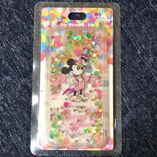 Disney - <新品>2020ミッキー iPhone X/XS用スマホケース