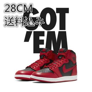 "NIKE - AIR JORDAN 1 HI 85 ""VARSITY RED"" 27.5cm"