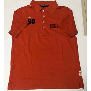 PEARLY GATES - パーリーゲイツメンズ  ゴルフ用ポロシャツ