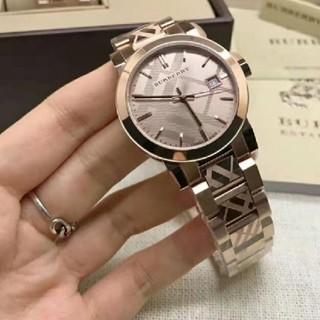 BURBERRY - BURBERRYバーバリーレディース腕時計