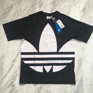 adidas - 《新品》adidas アディダス  Tシャツ ブラックメンズ XS 海外限定品