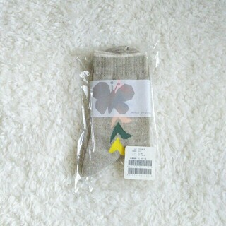 mina perhonen - ミナペルホネン bird ソックス