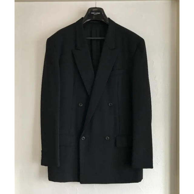 Yohji Yamamoto(ヨウジヤマモト)のYoji Yamamoto pour Homme ヨウジジャケットテーラード メンズのジャケット/アウター(テーラードジャケット)の商品写真