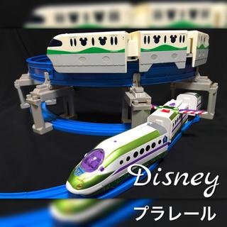 Takara Tomy - プラレール ディズニー リゾートライン バズライトイヤー レールレイアウトセット
