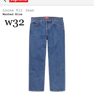Supreme - supreme loose fit jean