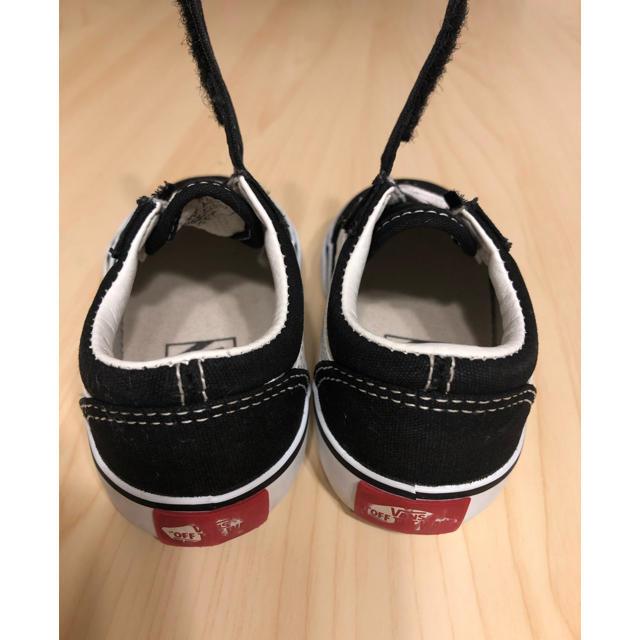 VANS(ヴァンズ)のオールドスクール 13センチ キッズ/ベビー/マタニティのベビー靴/シューズ(~14cm)(スニーカー)の商品写真