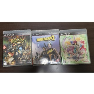 PlayStation3 - PS3 ゲームソフト