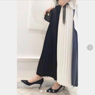 Loungedress - 安室奈美恵さん着用☆ラウンジドレスプリーツスカート