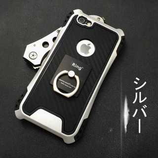 ??レッド??クールモデル バンカーリング付き iPhone ?