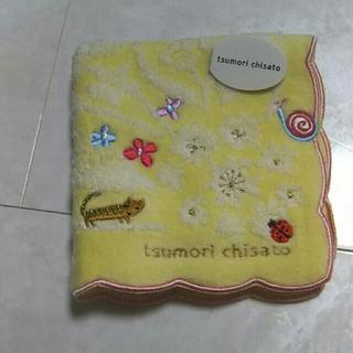 TSUMORI CHISATO - ツモリチサト タオルハンカチ