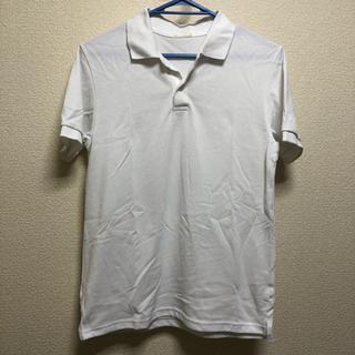 GU - GU/ポロシャツ/メンズS/白