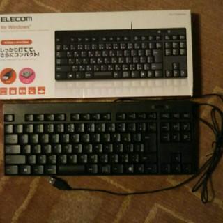 エレコム(ELECOM)の☆ELECOM キーボード☆(PC周辺機器)