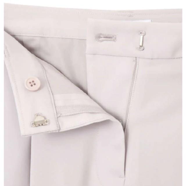 NATURAL BEAUTY BASIC(ナチュラルビューティーベーシック)の【NATURAL BEAUTY BASIC】ポリエステルドビー セットアップ レディースのフォーマル/ドレス(スーツ)の商品写真