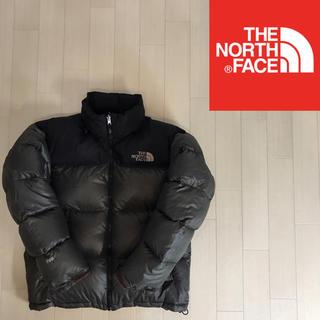 THE NORTH FACE - 【大人気】ノースフェイス ヌプシ ダウンジャケット グレー メンズm