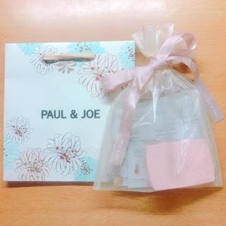 PAUL & JOE - PAUL&JOE 誕生日限定 サンプルセット