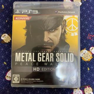 PlayStation3 - メタルギアソリッドピースウォーカー